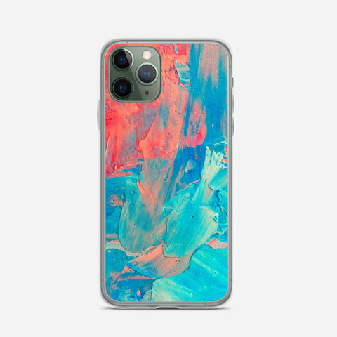Abstract Painting iPhone 11 Pro Case