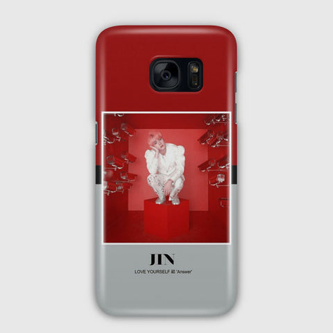 BTS JIN Samsung Galaxy S7 Edge Case
