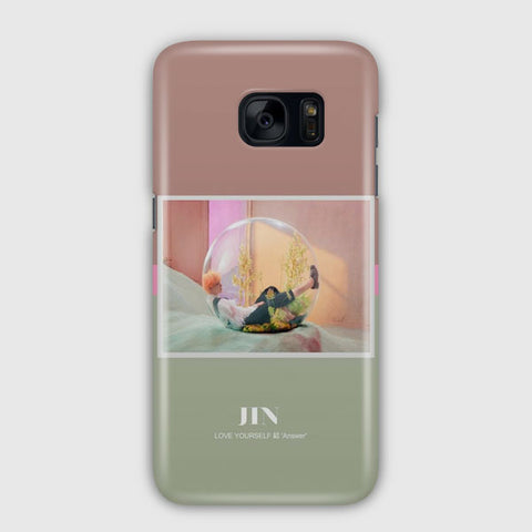 BTS Jin Photopack Samsung Galaxy S7 Case