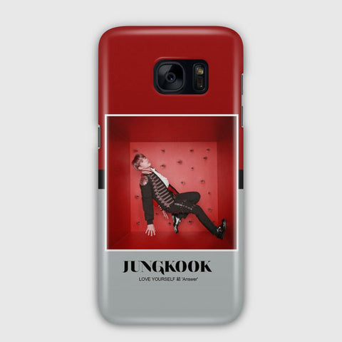 BTS Jungkook Concept Photo Samsung Galaxy S7 Edge Case