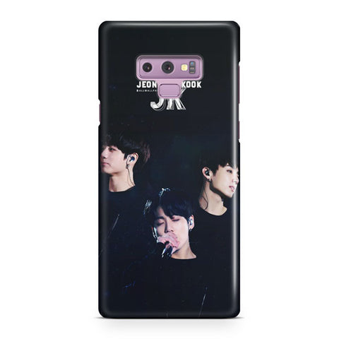 BTS Jungkook Love Yourself Samsung Galaxy Note 9 Case