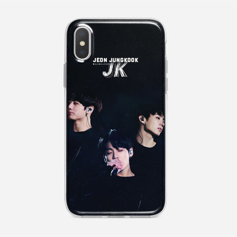 BTS Jungkook Love Yourself iPhone XS Case