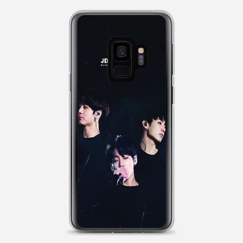 BTS Jungkook Love Yourself Samsung Galaxy S9 Case