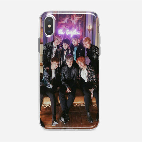 BTS Idol iPhone XS Max Case