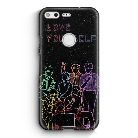 BTS Love Yourself Google Pixel XL Case