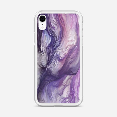 Abstract Digital iPhone XR Case