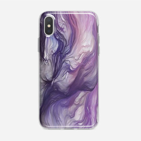 Abstract Digital iPhone XS Max Case