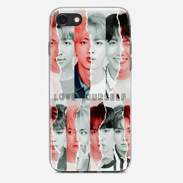 BTS Love Yourself Album Artwork iPhone X Case