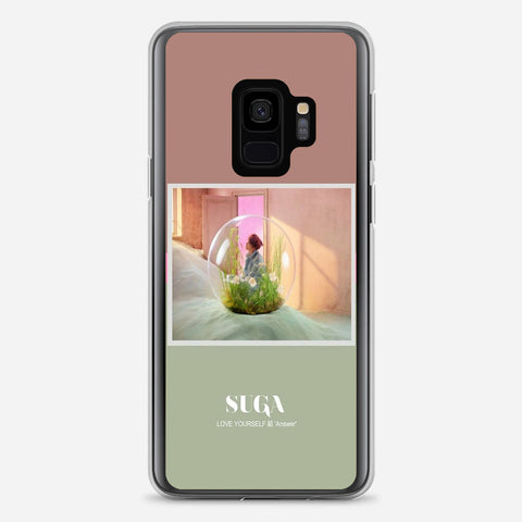 BTS Suga Photopack Samsung Galaxy S9 Case