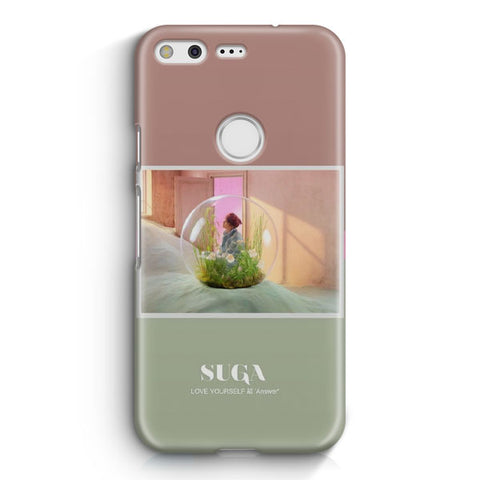 BTS Suga Photopack Google Pixel XL Case