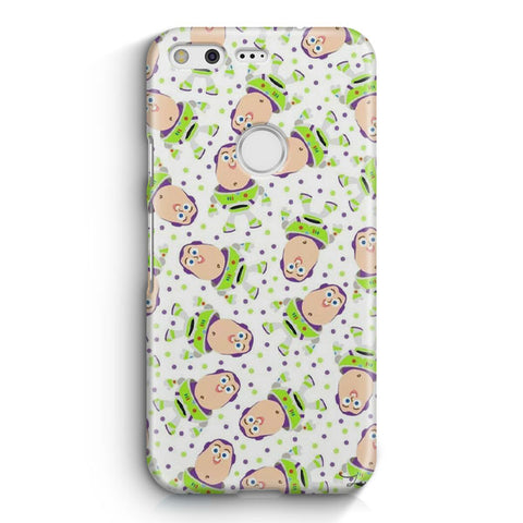 Buzz Toy Story Pattern Google Pixel XL Case