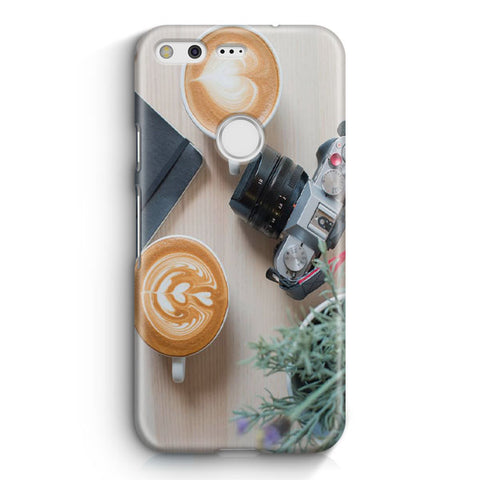 Cafe Life Google Pixel XL Case