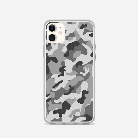 Camo Grey iPhone 11 Case