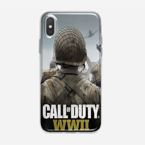 Call of Duty WWII iPhone XS Max Case