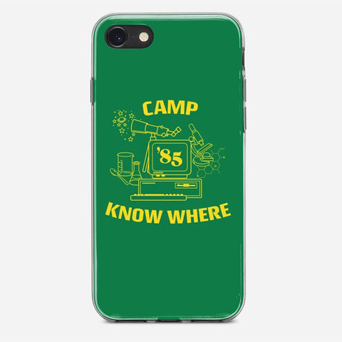 Camp Know Where iPhone 7 Case