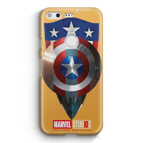 Captain America Shield Google Pixel XL Case