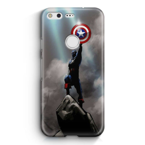 Captain America Victory Google Pixel XL Case