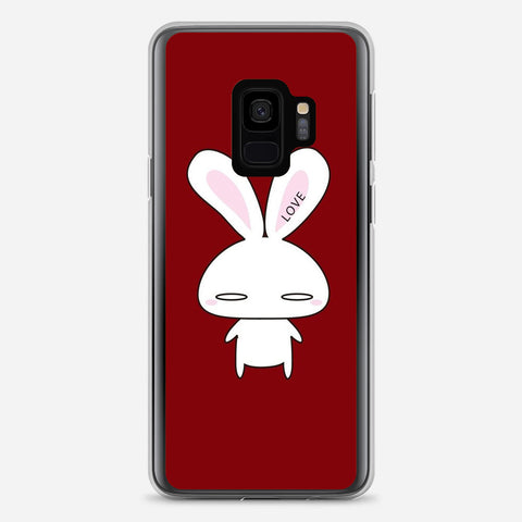 Cartoon Love Samsung Galaxy S9 Case