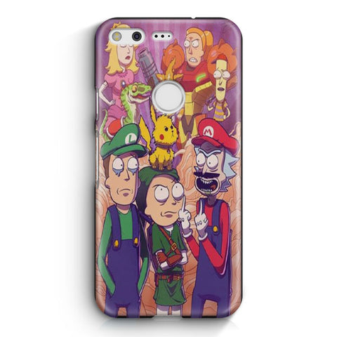 Cartoons Comedy Google Pixel XL Case