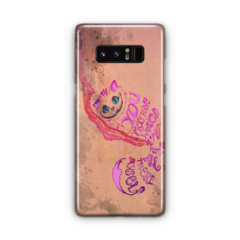 Cheshire Cat Samsung Galaxy Note 8 Case
