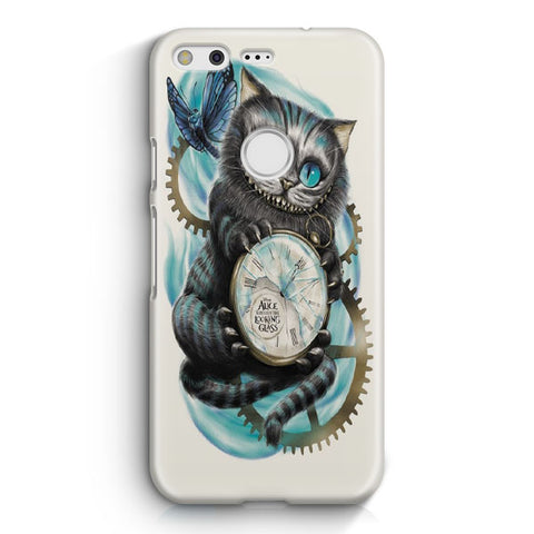 Cheshire Cat Not All Myself Google Pixel XL Case