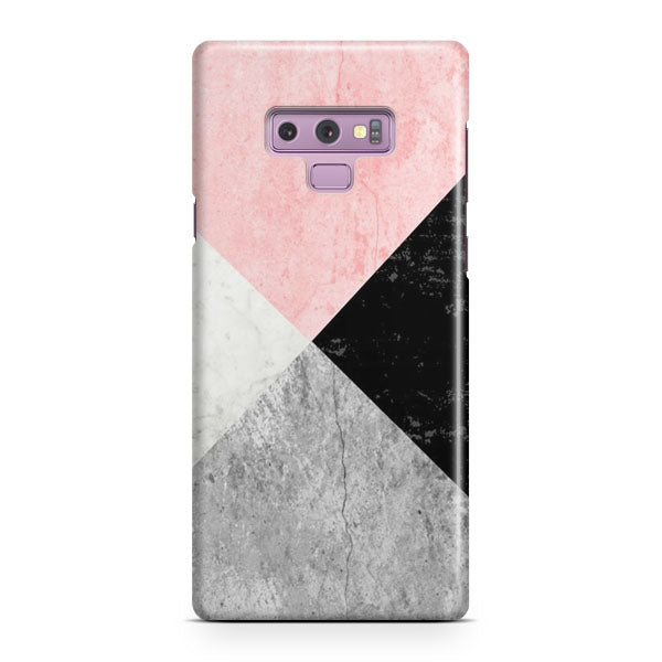 Abstract Geometric Samsung Galaxy Note 9 Case