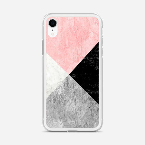 Abstract Geometric iPhone XR Case