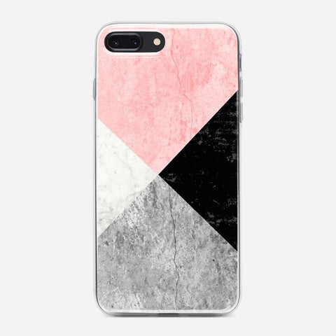 Abstract Geometric iPhone 7 Plus Case