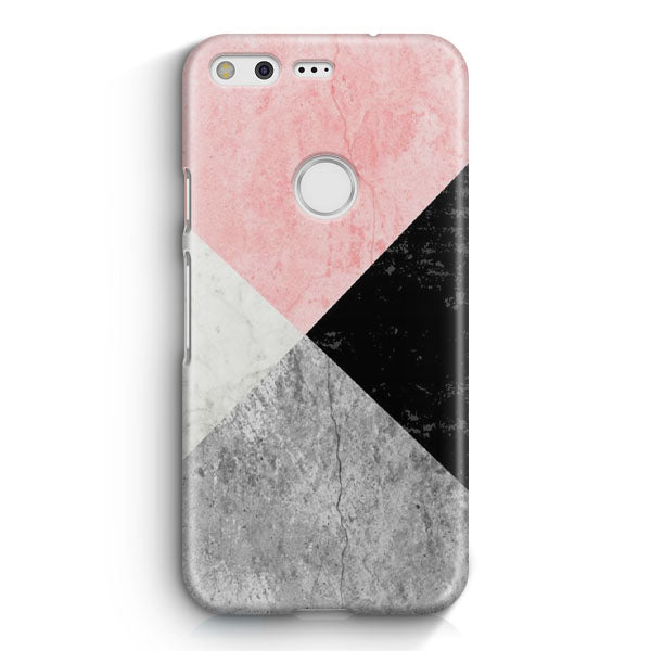 Abstract Geometric Google Pixel Case