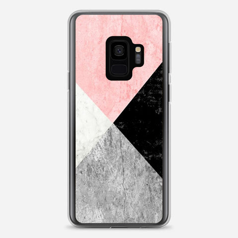 Abstract Geometric Samsung Galaxy S9 Case