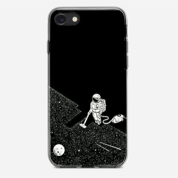 Clean the Space iPhone X Case