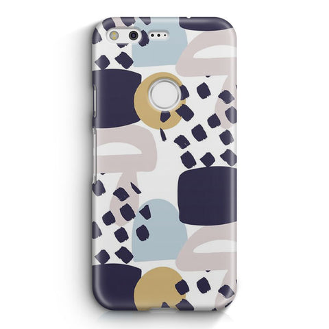 Collage Colorful Pattern Google Pixel XL Case