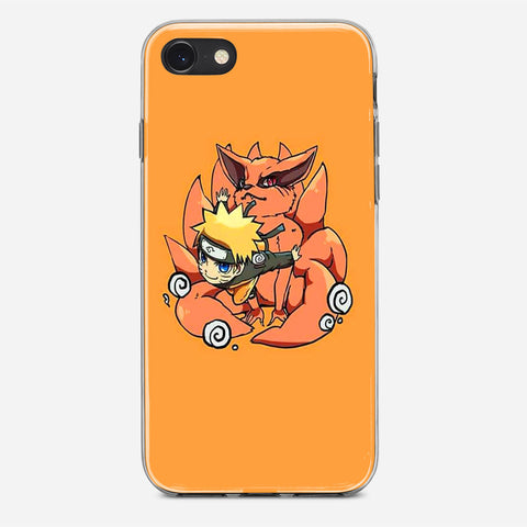 Chibi Naruto Kurama iPhone SE Case