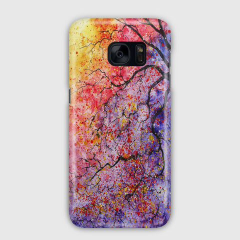 Colorful Tribal Hamsa Samsung Galaxy S7 Case