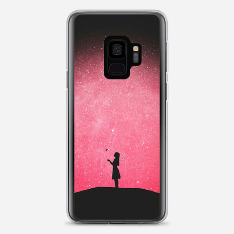 Colors At Night Samsung Galaxy S9 Case