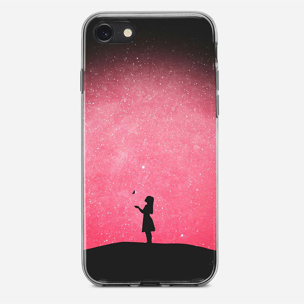 Colors At Night iPhone X Case