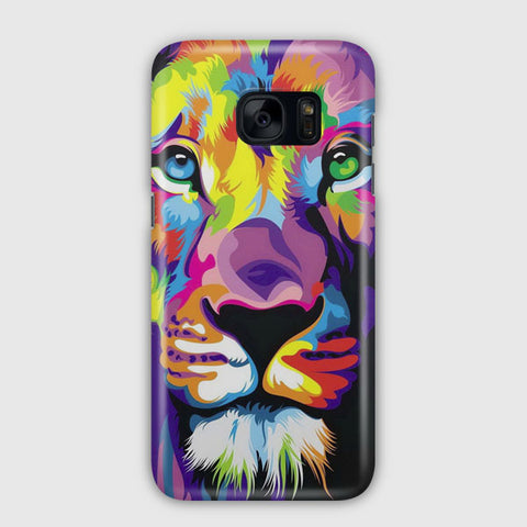 Compra Lion Samsung Galaxy S7 Case