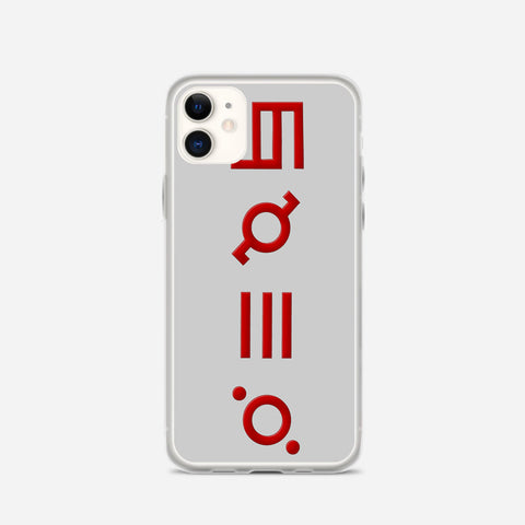 30 Seconds To Mars iPhone 11 Case