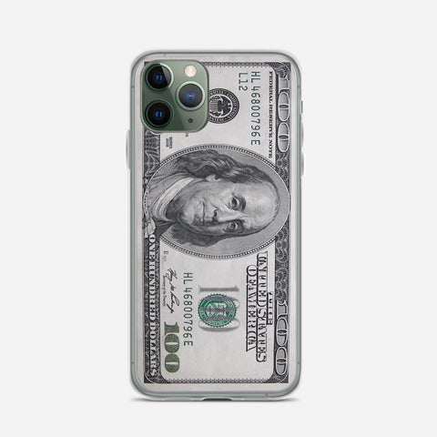 100 US Bill iPhone 11 Pro Max Case