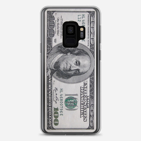 100 US Bill Samsung Galaxy S9 Case