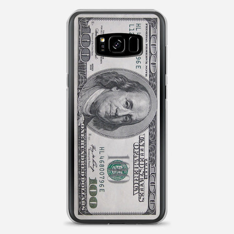 100 US Bill Samsung Galaxy S8 Case