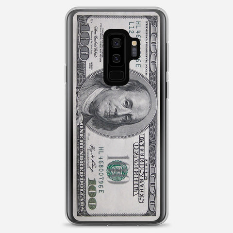 100 US Bill Samsung Galaxy S9 Plus Case