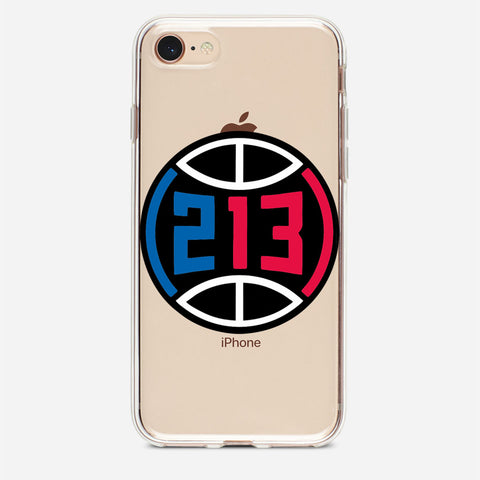 213 Lac Ball iPhone 8 Case