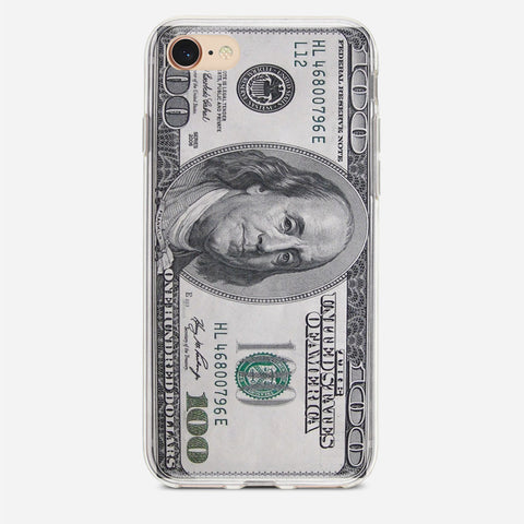 100 US Bill iPhone 7 Case