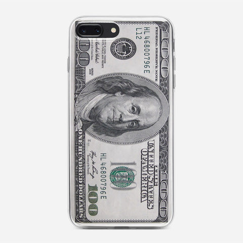 100 US Bill iPhone 8 Plus Case