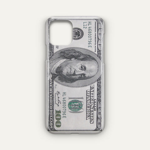 100 US Bill Google Pixel 4 Case