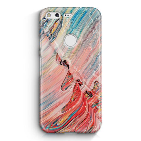 Contemporary Fluid Liquid Art Google Pixel XL Case