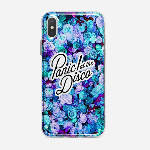 Cool Panic At The Disco iPhone XS Case