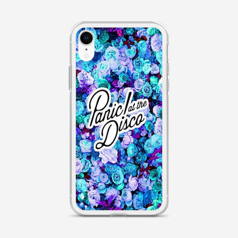 Cool Panic At The Disco iPhone XR Case