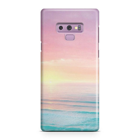 Cotton Candy Samsung Galaxy Note 9 Case